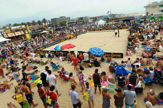 Jose Cuervo Hermosa Beach Open