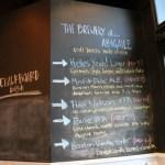 Tuesday Night: First Anniversary Celebration at Abigaile Restaurant, Hermosa Beach