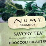 Broccoli Cilantro Numi Tea