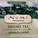 Spinach Chive Numi Tea