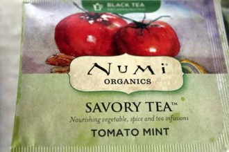 Tomato Mint Numi Tea