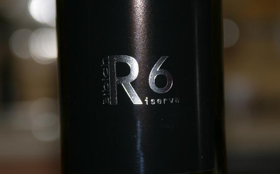 R6 Riserva from BIBICh Winery