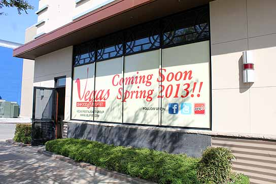 Vegas Seafood Buffet is opening a new location in the Del Amo Fashion Center this Spring.
