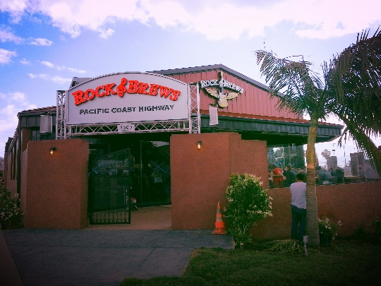 Rock and Brews Pacific Coast Highway opens in Redondo Beach this week.