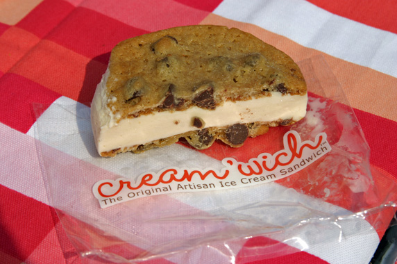 Cream'wich by MB Creamery
