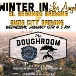 El Segundo Brewing and Smog City Take Over The Doughroom #Beer