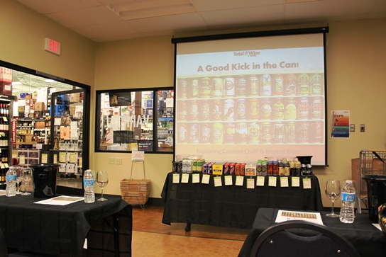 In Redondo Beach Total Wine And More Hosts Classes On