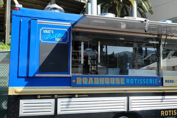 Brand new truck - Roadhouse Rotisserie