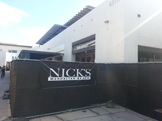 Nicks To Open In Manhattan Beach