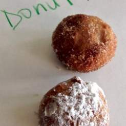 Good Cookie donut holes.