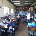 GrowingGreat's Jr. Chefs Learn Garden to Table Cooking at Manhattan House