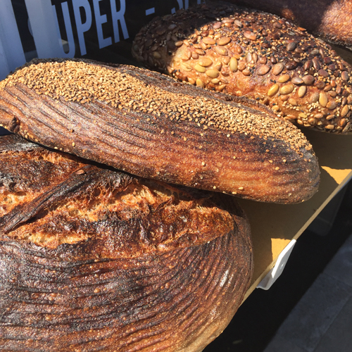 Loaves from Lodge Bread Co