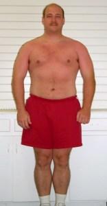 weight loss testimonial personal trainer fat loss program - Budd Downing