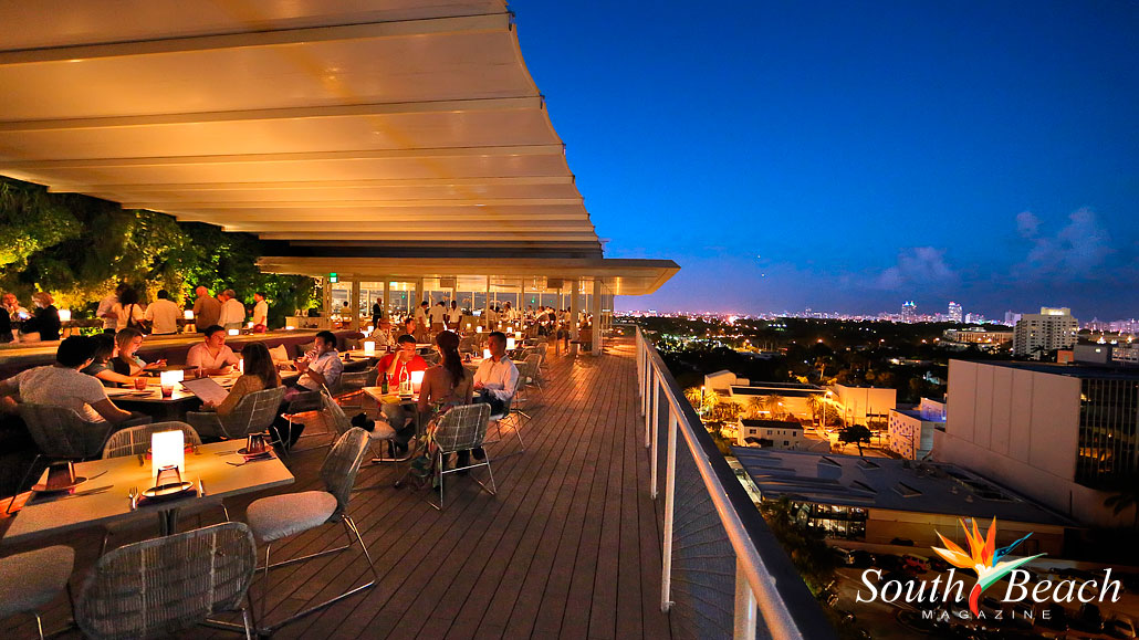 hotels in miami with kitchen banquet best rooftop bars | south beach magazine