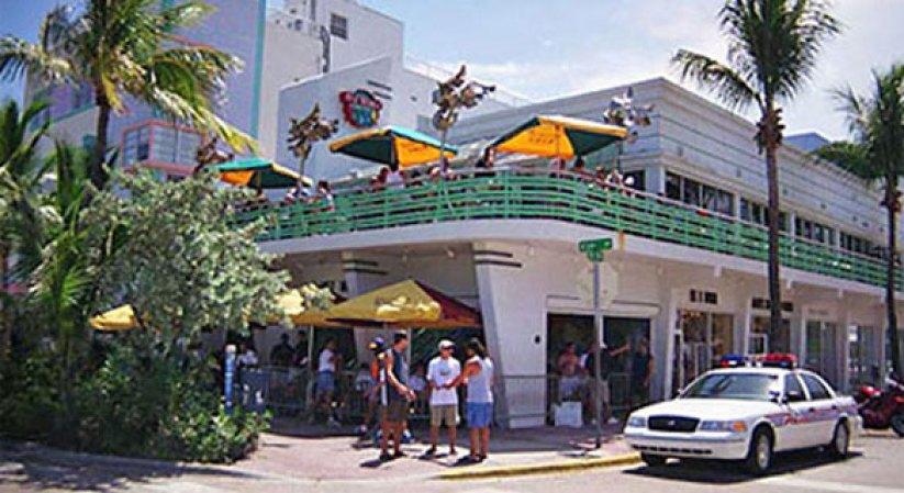 Wet Willie's South Beach