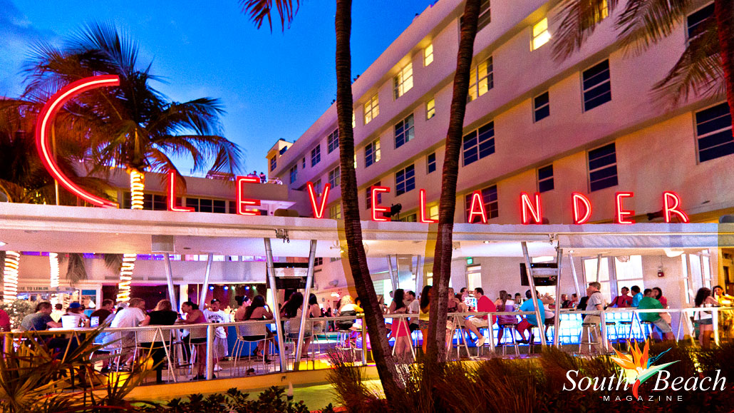 Ocean Drive Miami  South Beach Magazine