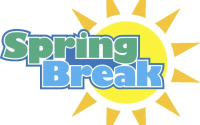 Spring Break @ the Library