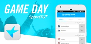 Game Day App for football