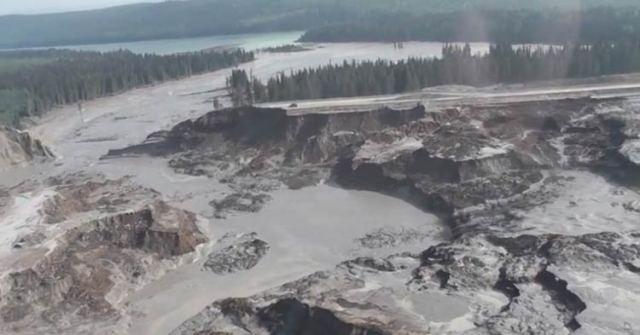 Canadian copper mine