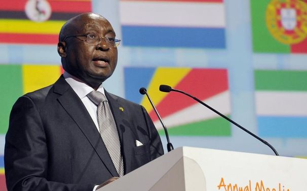 Donald Kaberuka: «Africa has shown great resilience»