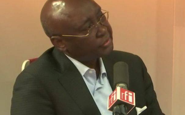 Donald Kaberuka, guest of Eco d'ici, Eco d'ailleurs