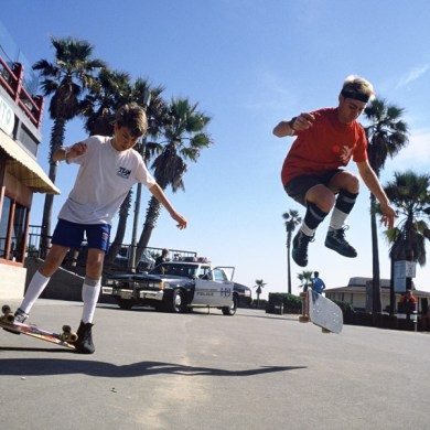 Per Welinder and Tommy Gardner - Huntington Beach