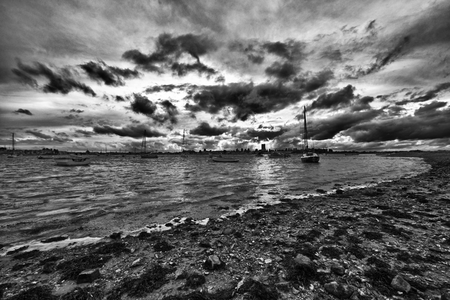 Langstone Harbour Portsmouth