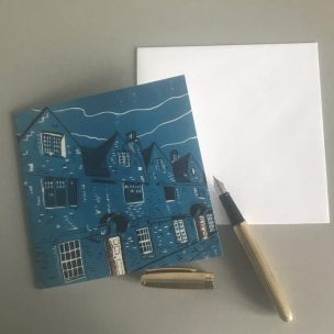 Scale Image - Weavers Cottages card