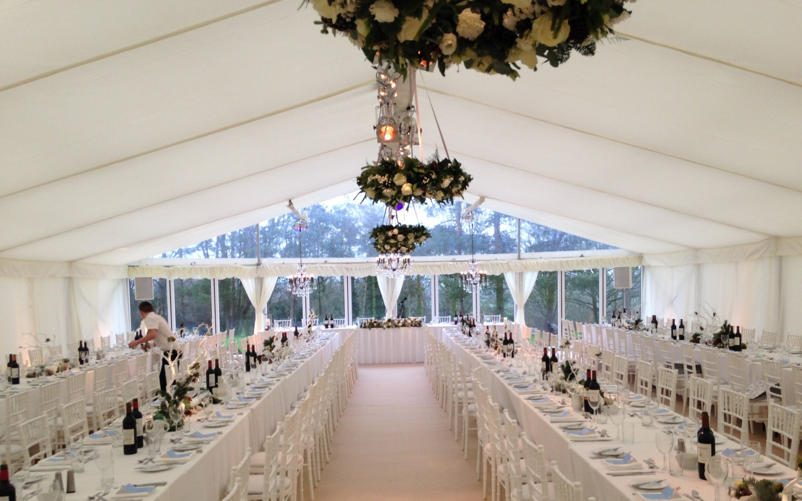 chair covers hire shropshire high cover john lewis marquee catering cheshire