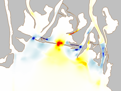Mobile Bay Causeway Hydrodynamic Modeling