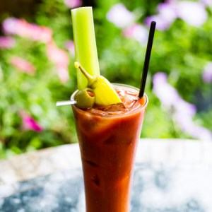 South Congress Cafe World Famous Bloody Mary