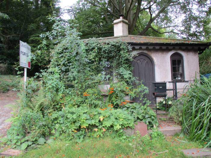 This quirky house is for sale