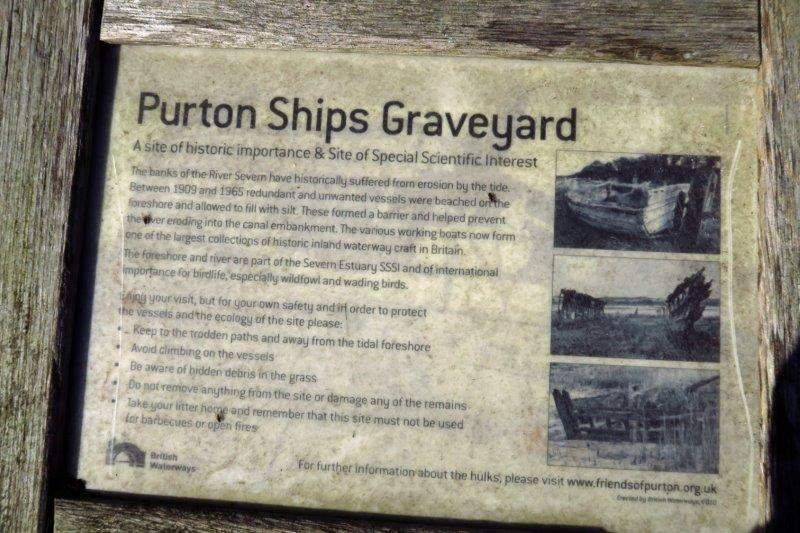 Now at the boats' graveyard