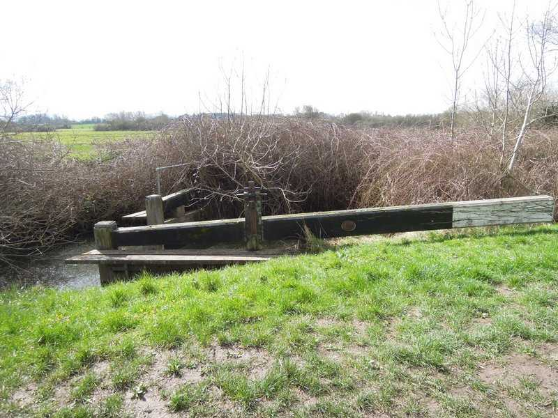 These lock gates will need restoring again soon (we hope)