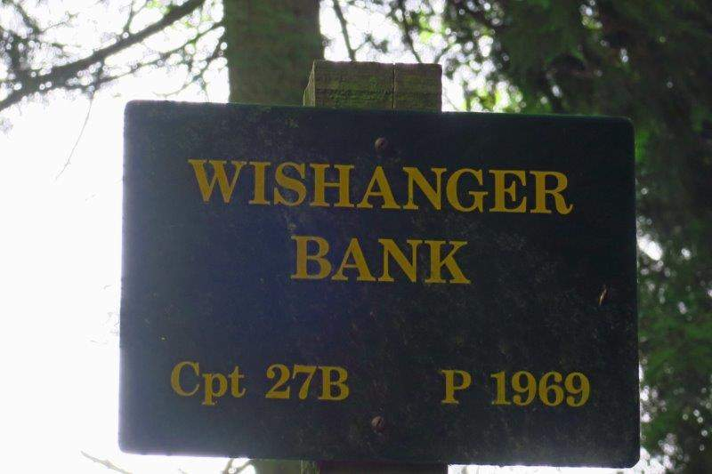 Where they still have their own bank