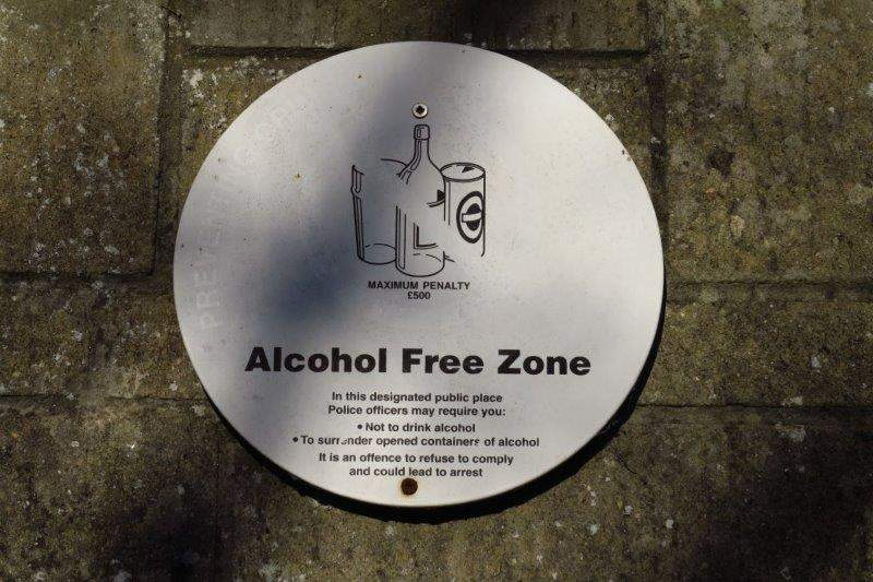 That's what we need - free alcohol