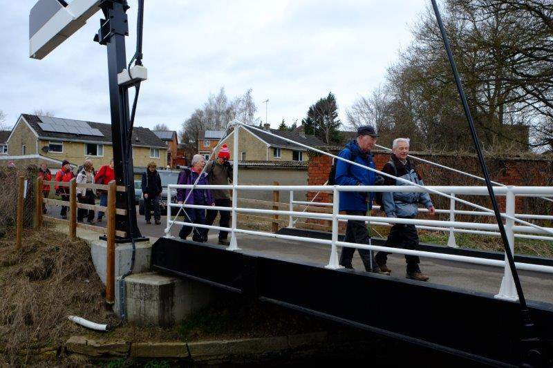 And on to the Canal