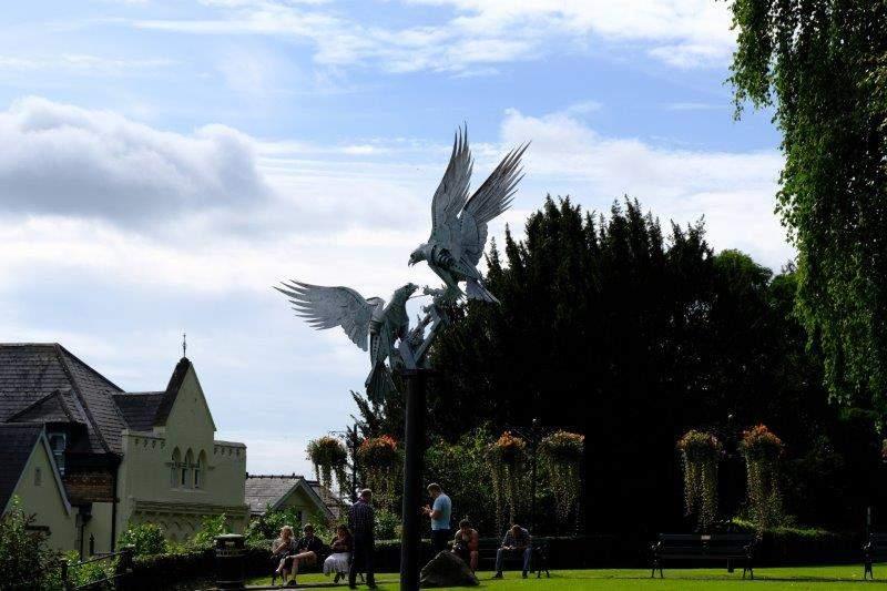 Famous Malvern sculpture