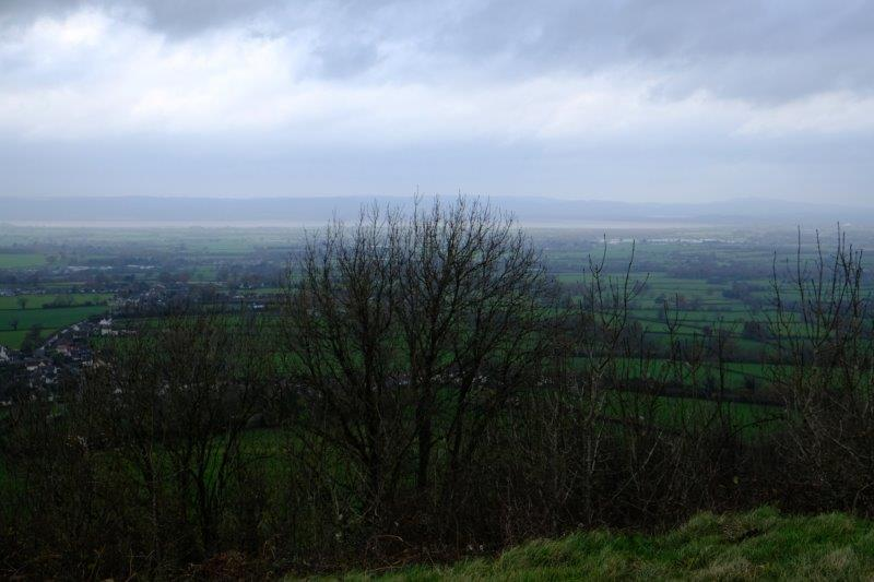 Where we have views across the Severn Valley
