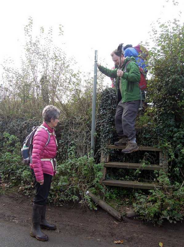 Another tricky stile