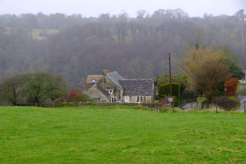 Looking across the Chalford Valley