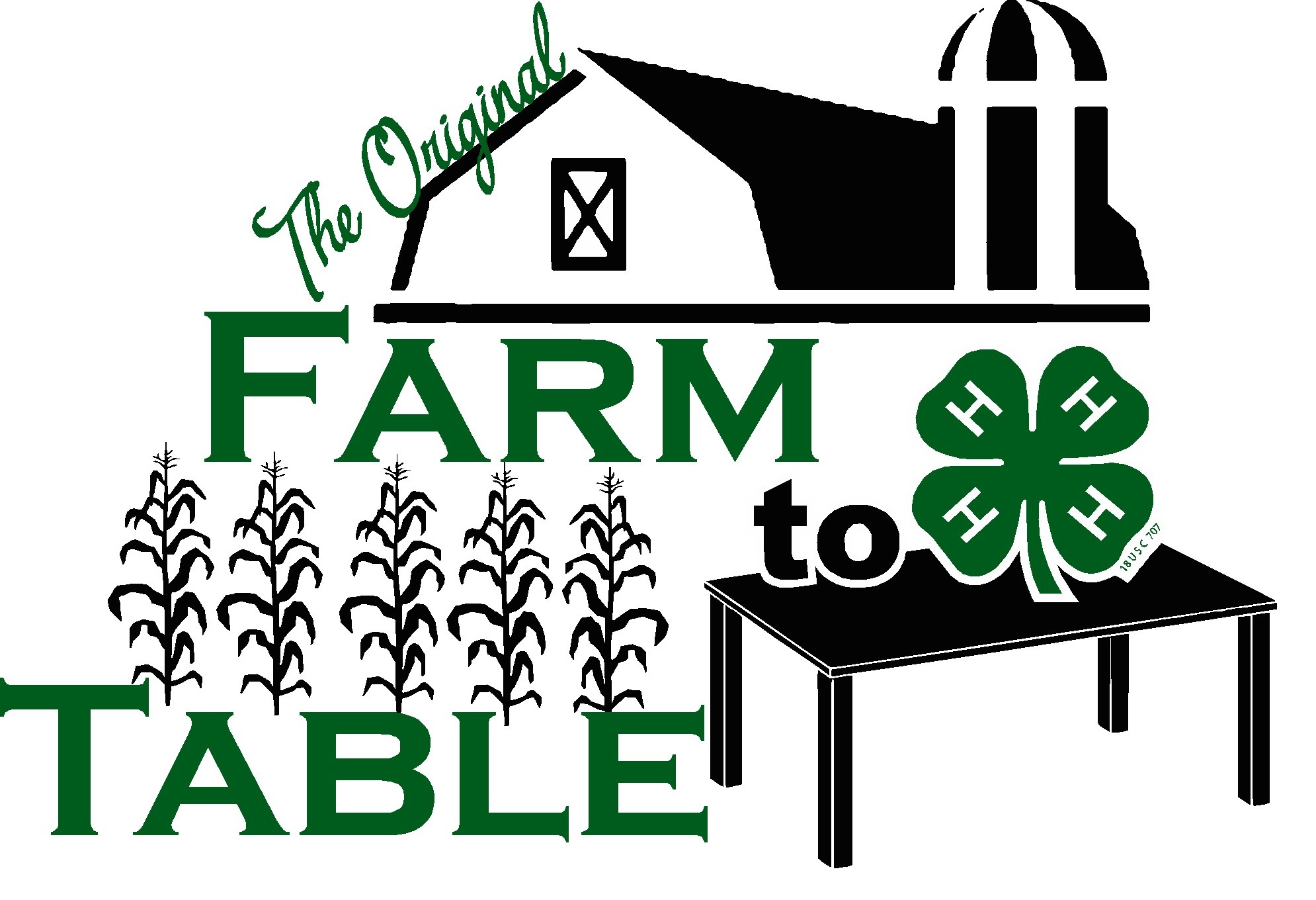 hight resolution of image result for 4 h farm clip art
