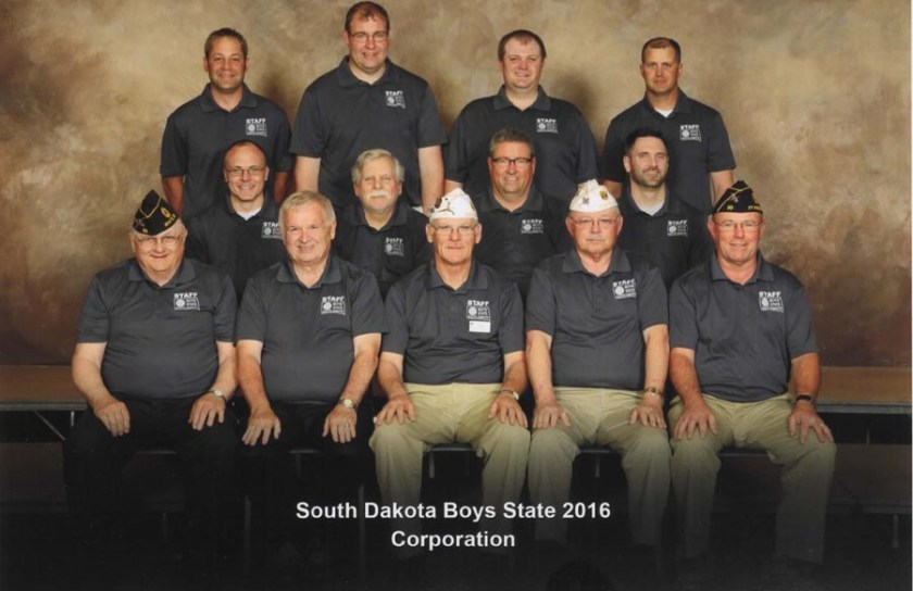 Boys State Corporation 2016