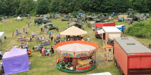 2020 South Devon 1940s Festival Dates Confirmed