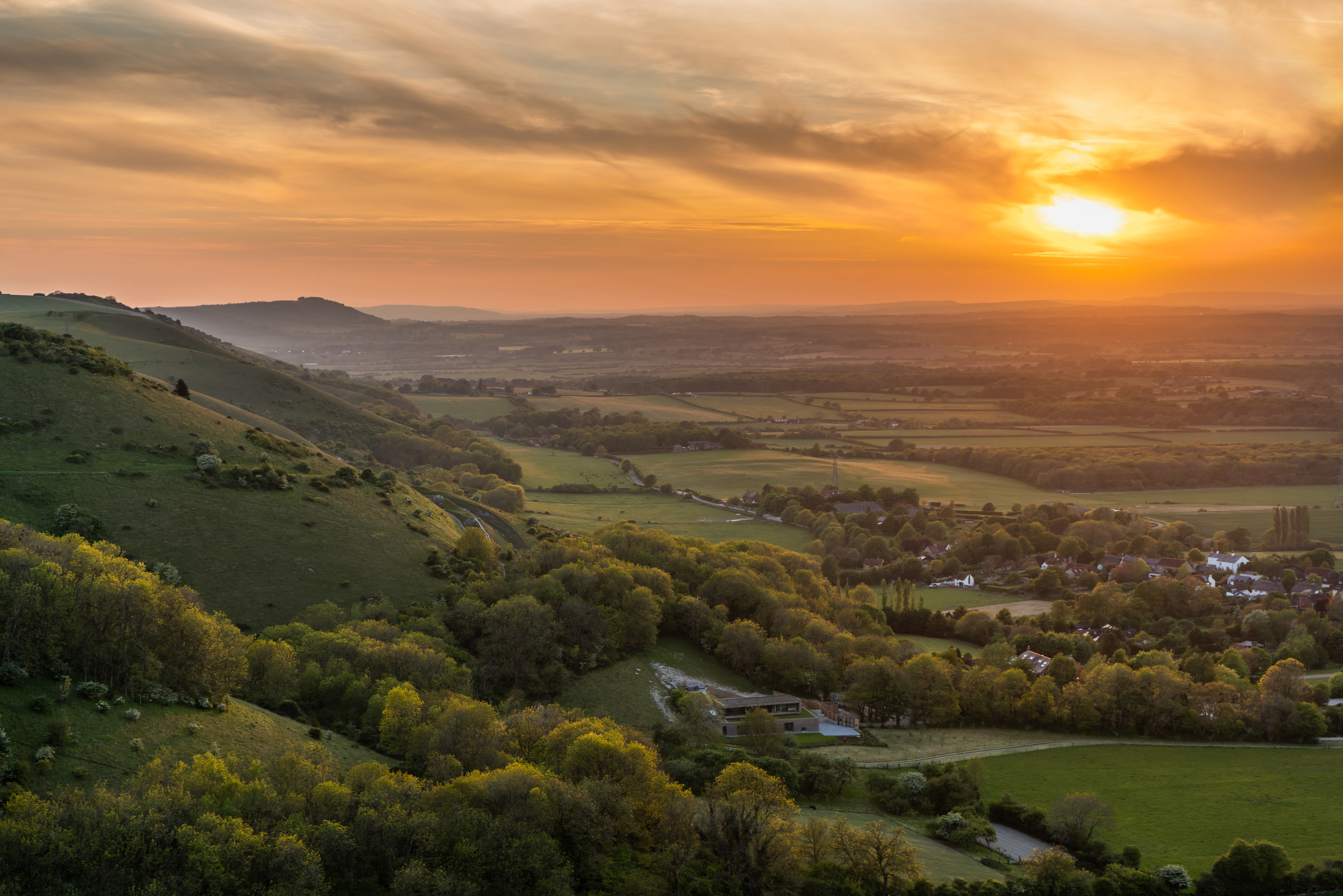 Special Places To Visit In The South Downs South Downs