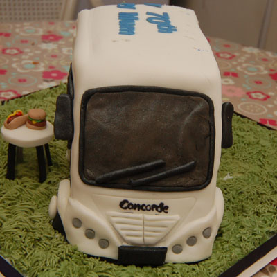 Southdowns Motorhome News Concorde Motorhome Shaped