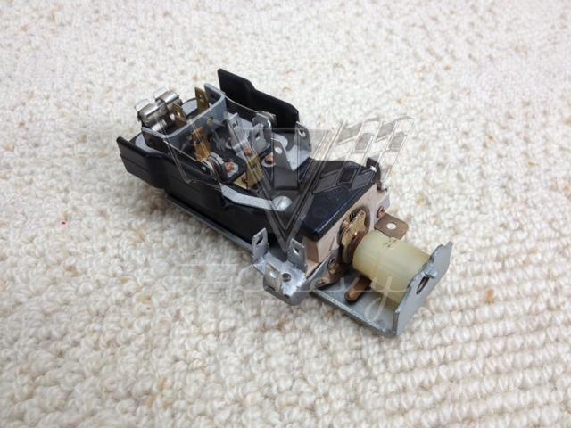 A 56 Chevy Headlight Switch