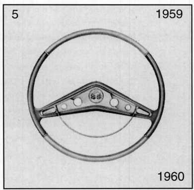 1959 Impala Steering Wheel, 1959, Free Engine Image For