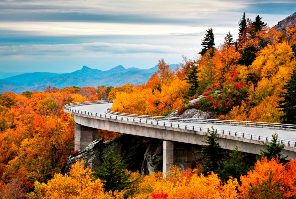 Fall In The Smokies Wallpaper Come To Asheville In September For Leaf Season