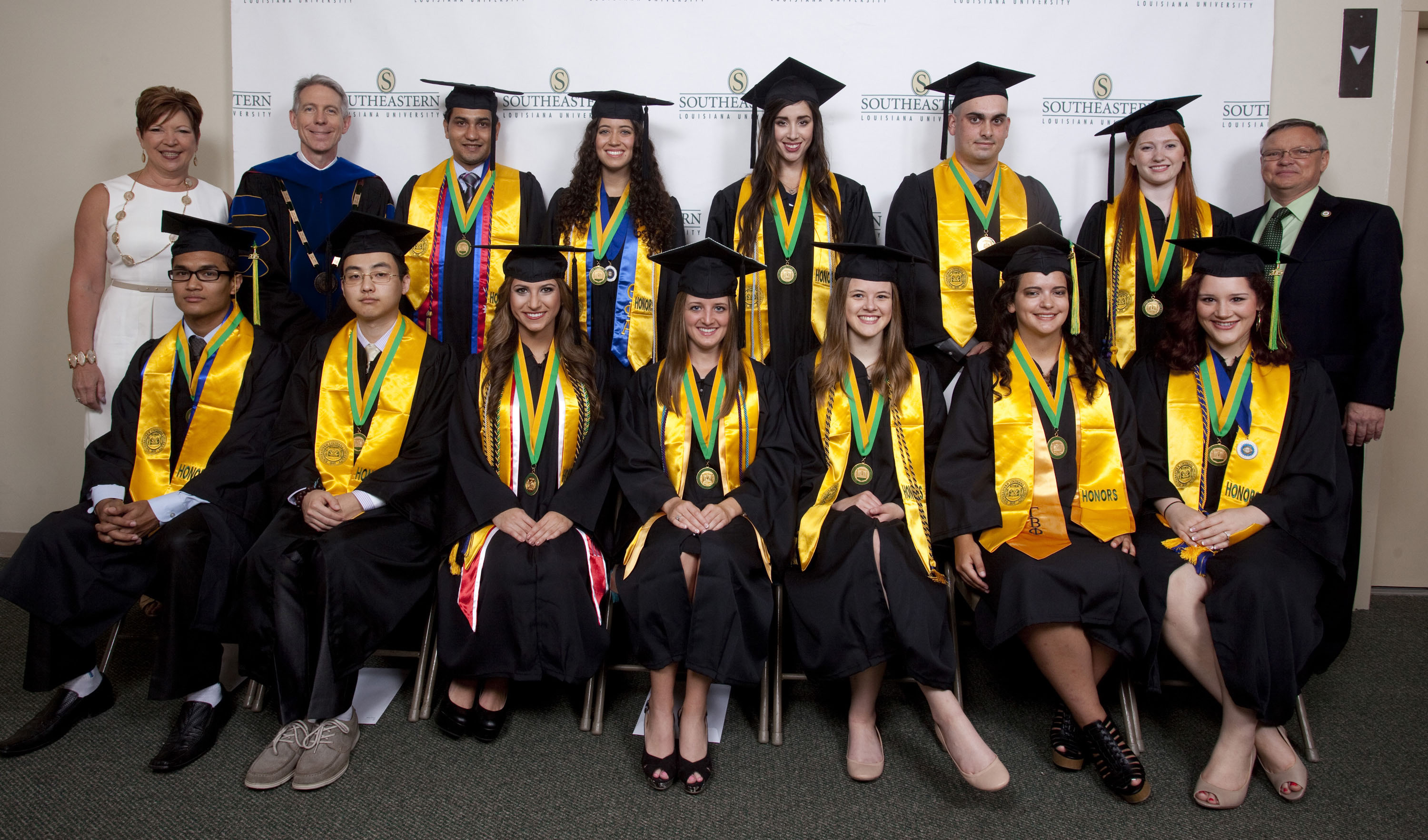 Southeastern confers degrees on approximately 1100